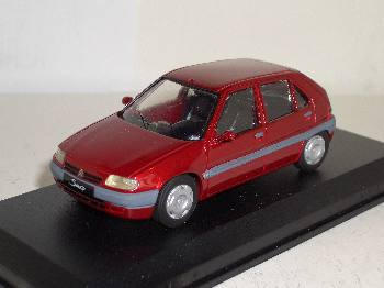 Citroen Saxo 5-door - RR Miniatures 1/43
